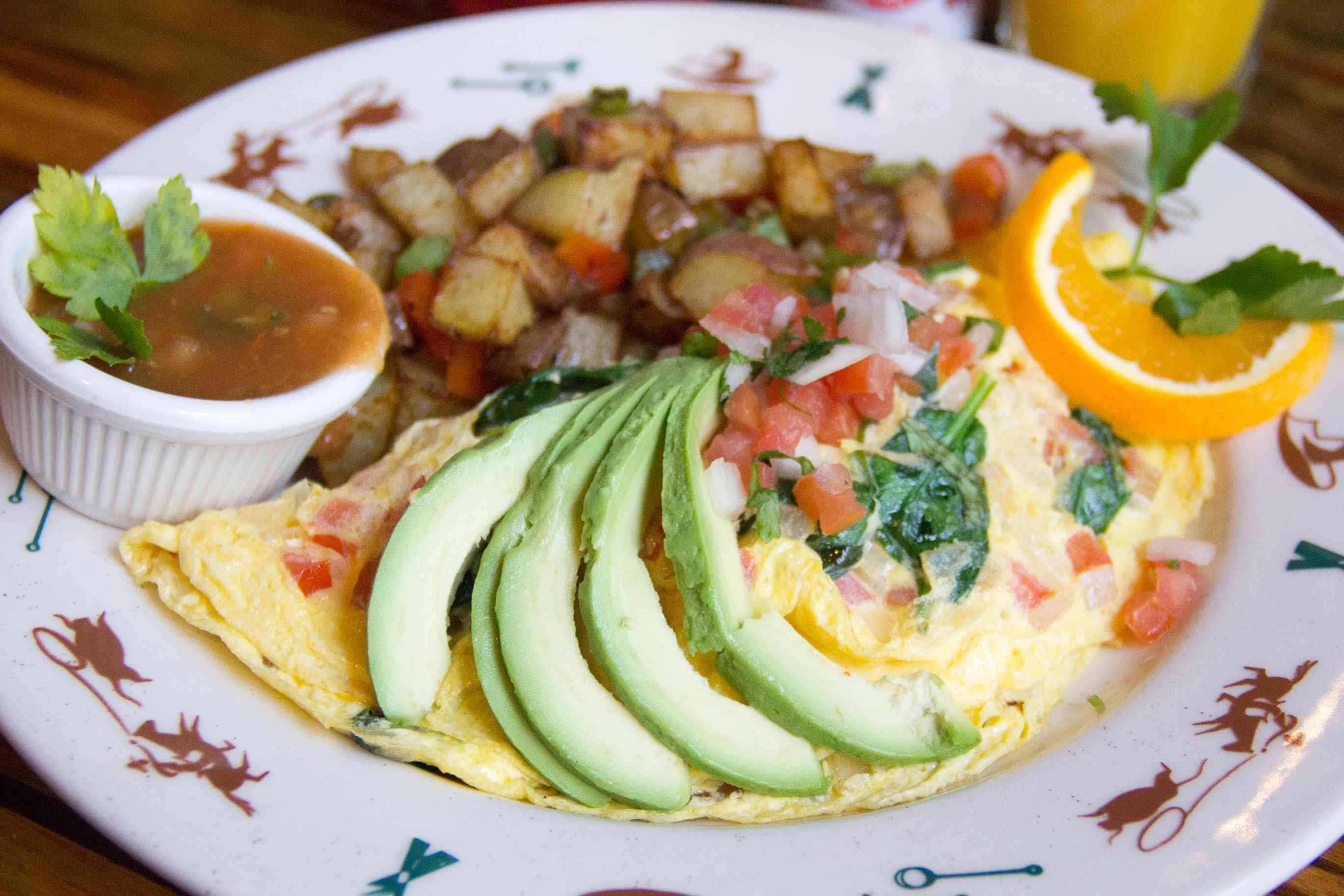 Omelets Villa Style
